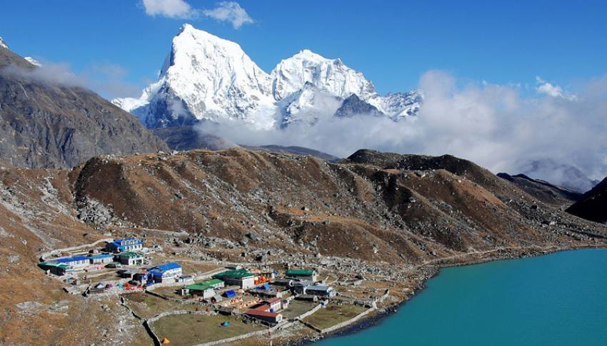 EBC Gokyo Chola Pass Trek