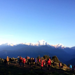 Amazing trekking with experienced guide!